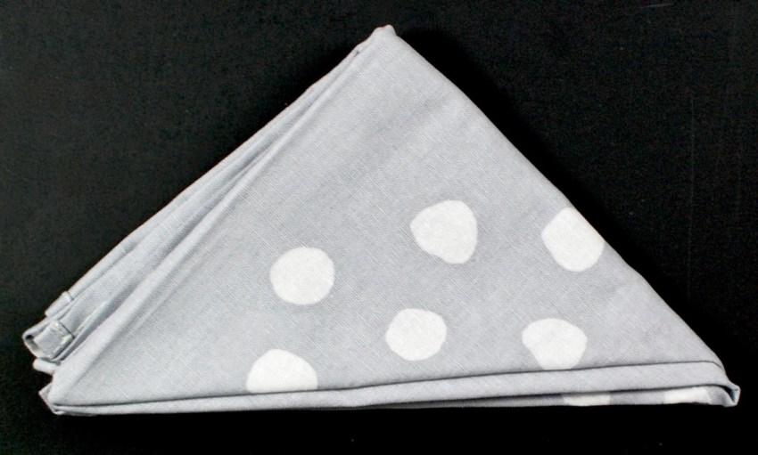 spotted bandana