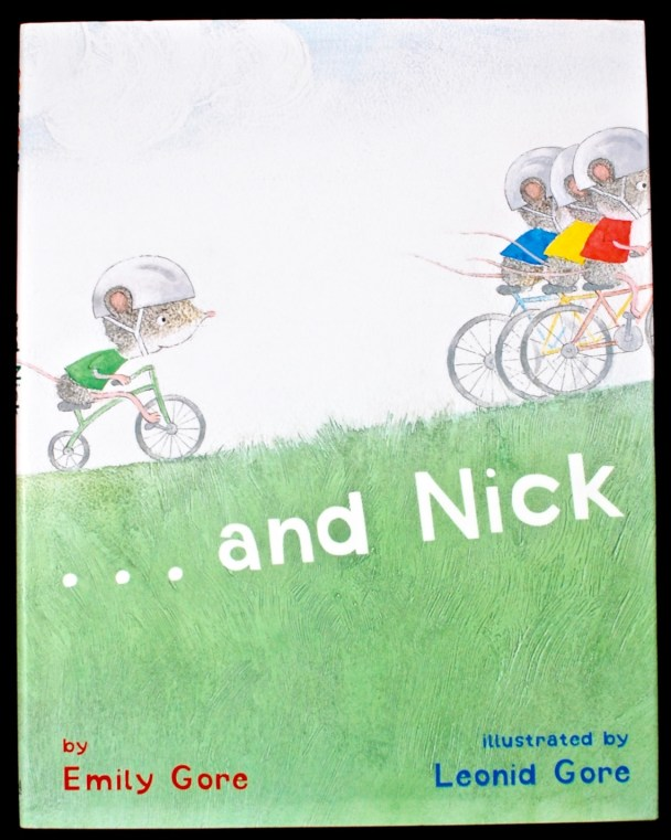 ...and Nick book