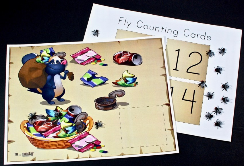 fly counting