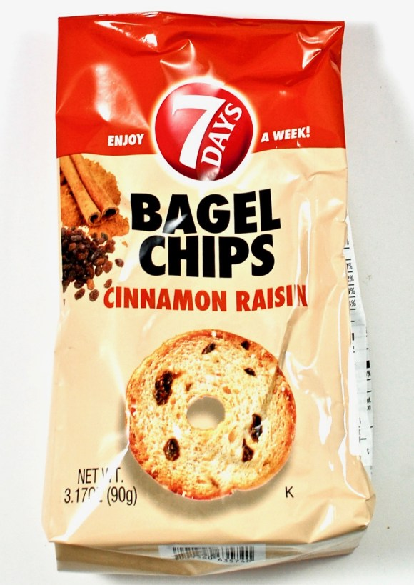 7 Days bagel chips