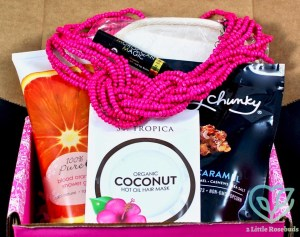 September 2016 Pampered Mommy box review