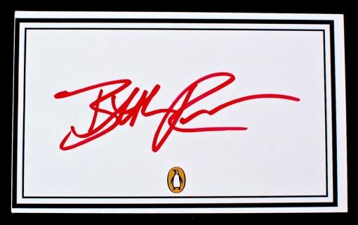 Beth Revis autograph