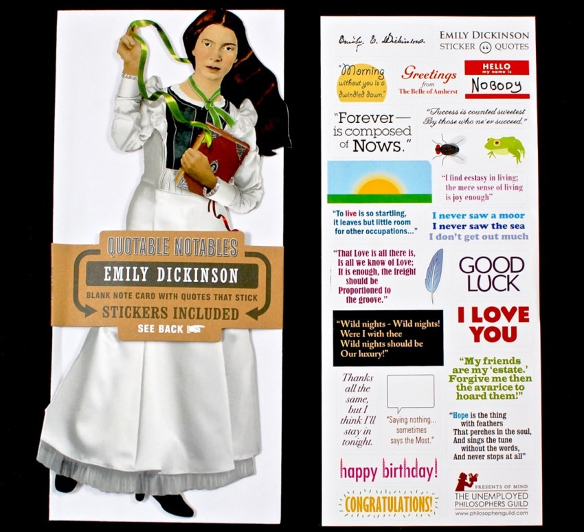 Emily Dickinson card