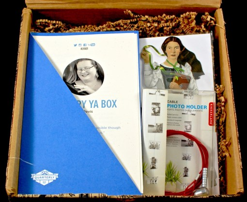 Quarterly Co. Literary YA review