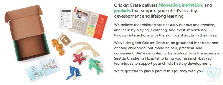 Cricket Crate coupon
