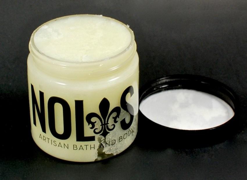 NOLAS sugar scrub