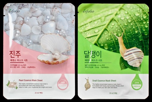 Esfolio essence mask