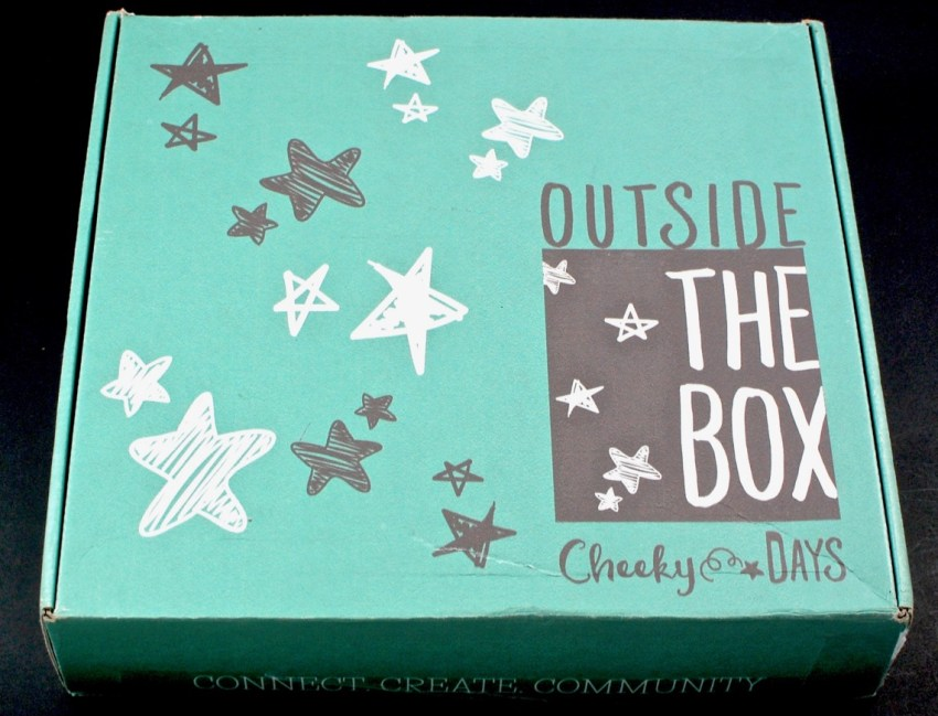 Outside the Box Cheeky Days review