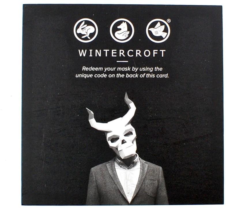 wintercroft mask