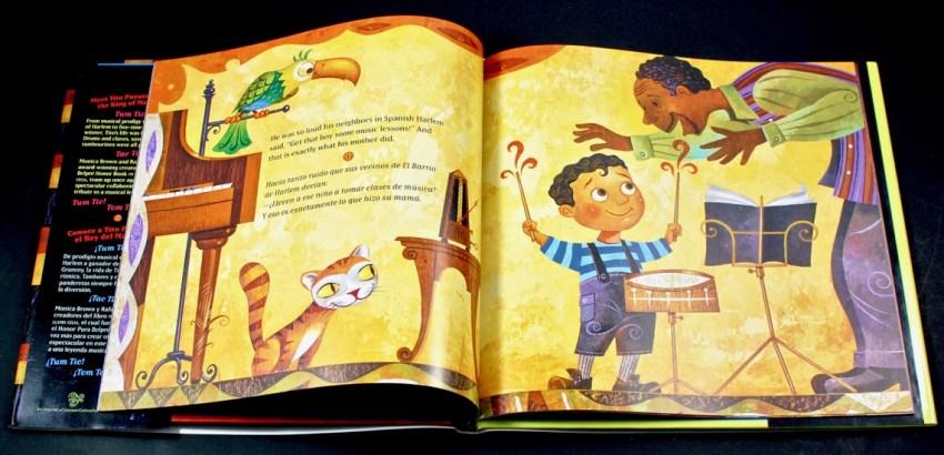 Tito Puente Mambo King book