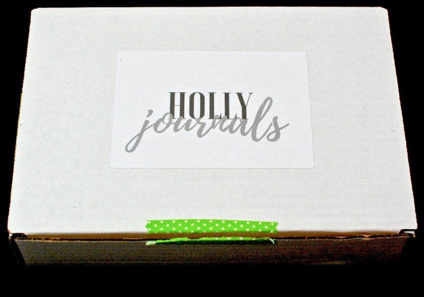 Holly Journals box review