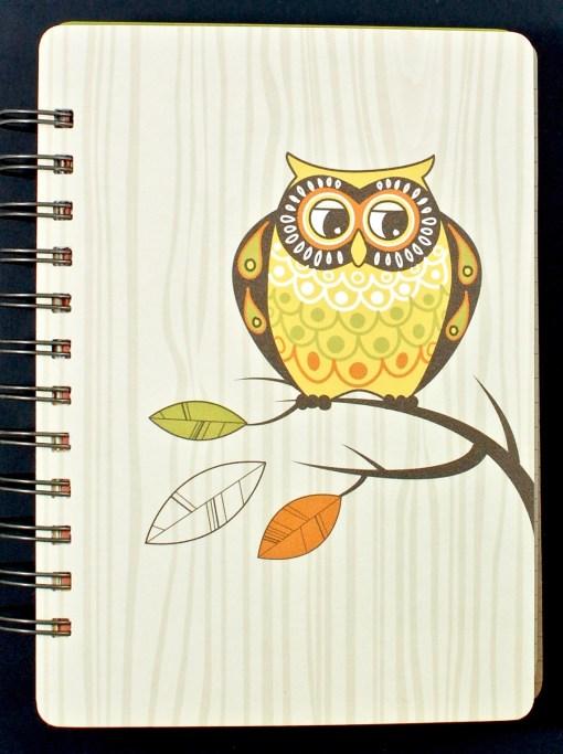 Holly Journals October