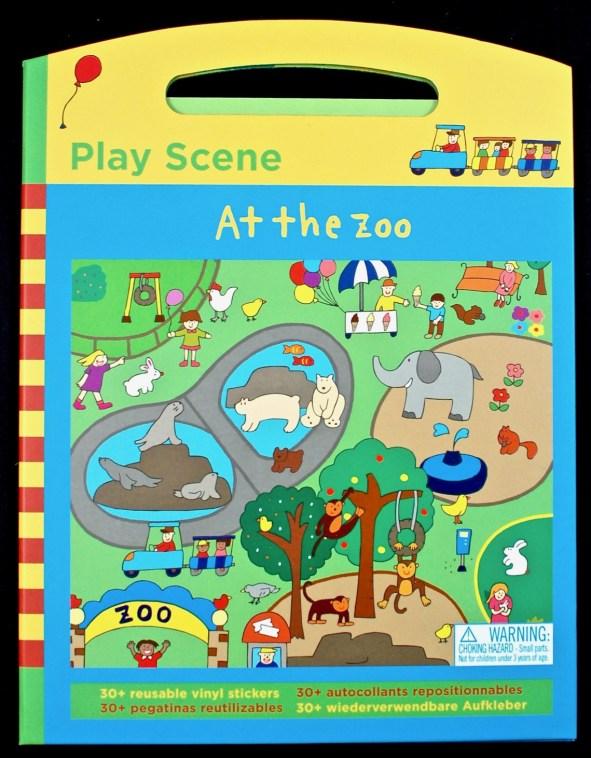 Mudpuppy play scene