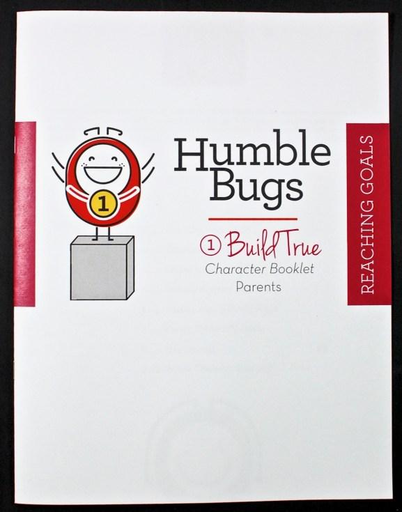 Build True booklet
