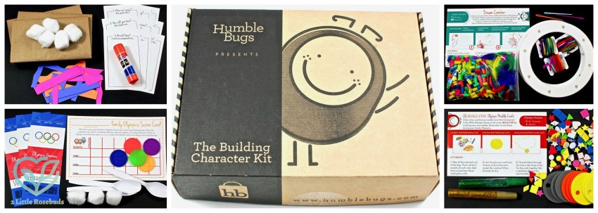 Humble Bugs Character Building Kit September 2016 Subscription Box Review