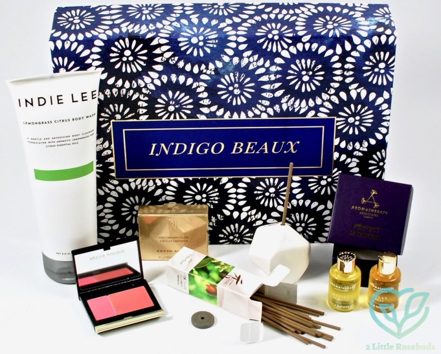September 2016 Indigo Beaux review