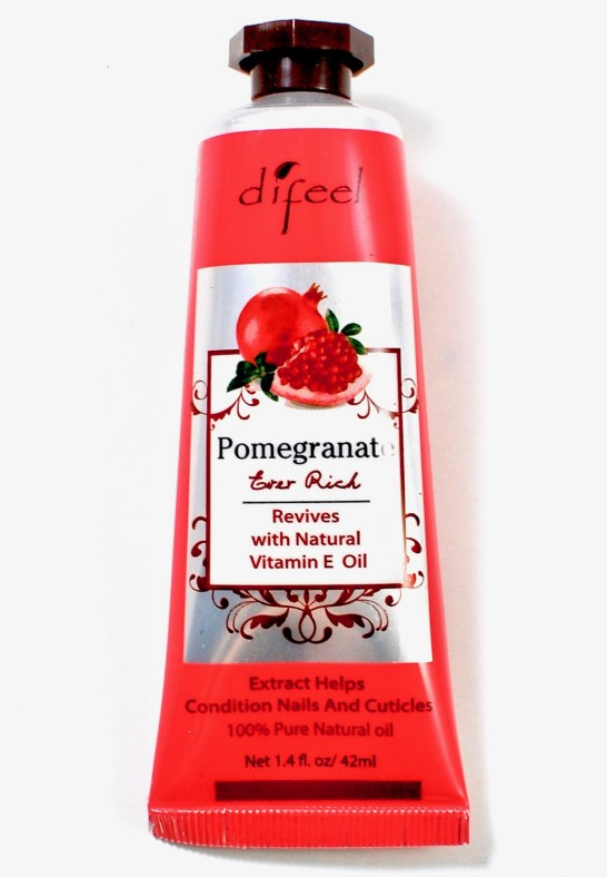 pomegranate lotion