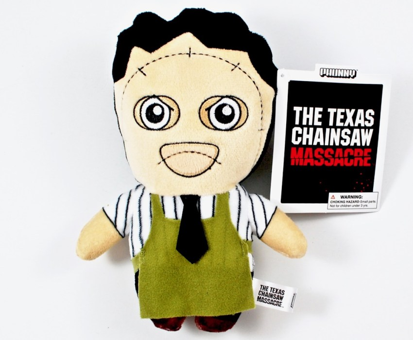 Leatherface phunny plush