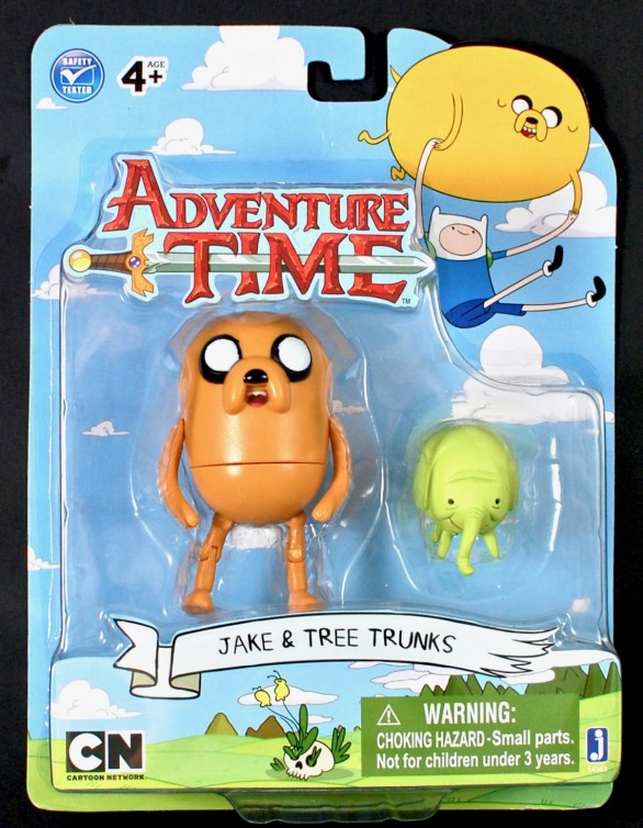 Adventure Time figures