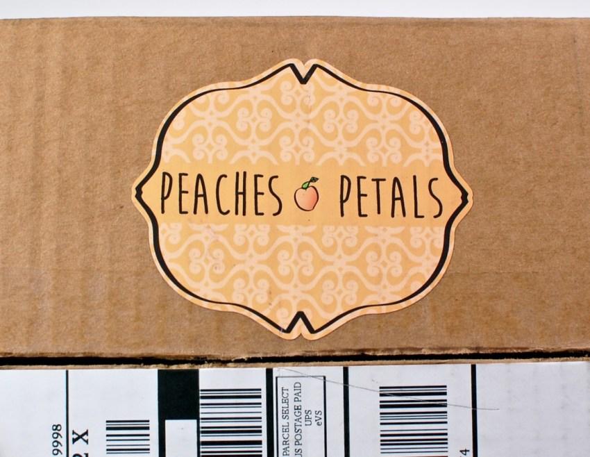 Peaches & Petals review