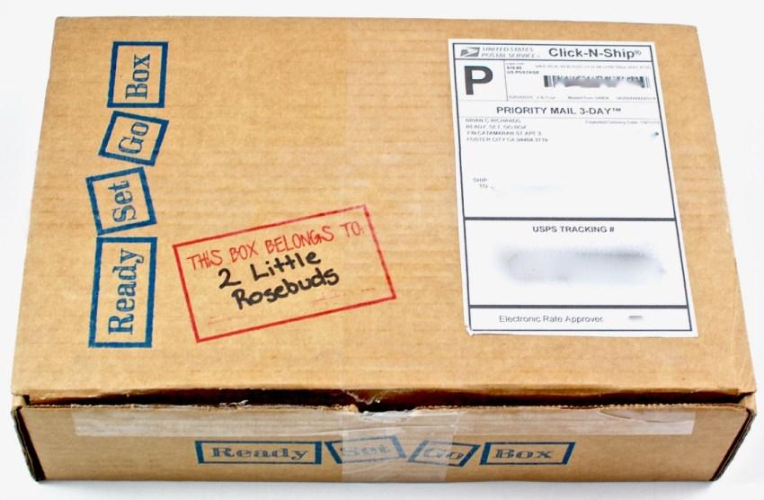 Ready Set Go Box