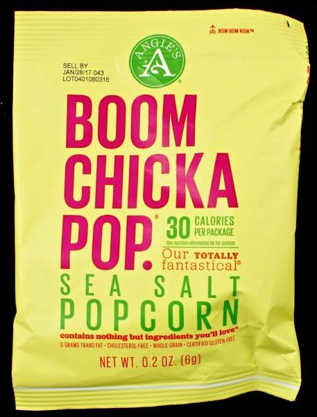 Angie's popcorn