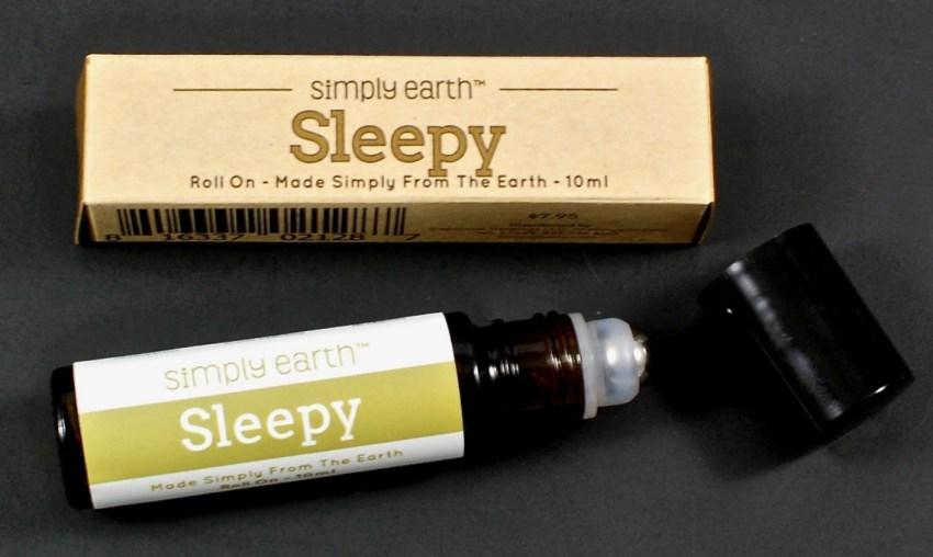 sleepy essential oil