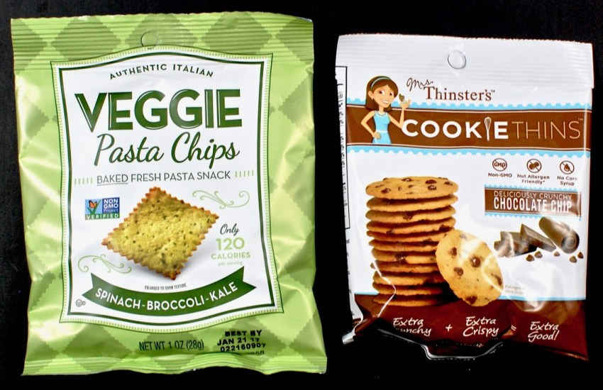 veggie pasta chips