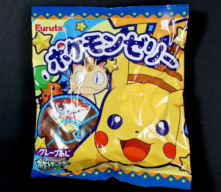 Pokemon fruit jelly