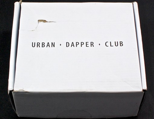Urban Dapper Club box