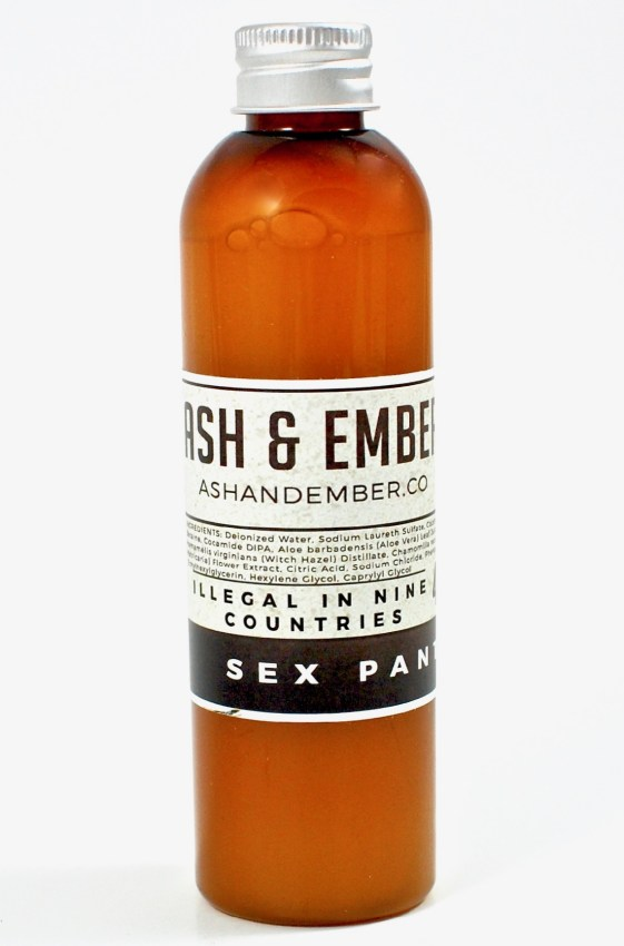 Sex Panther body wash