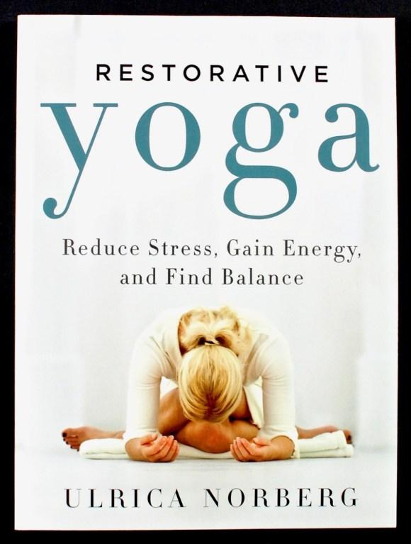 Restorative Yoga book
