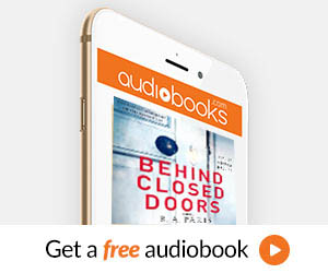 Audiobooks.com free trial and book