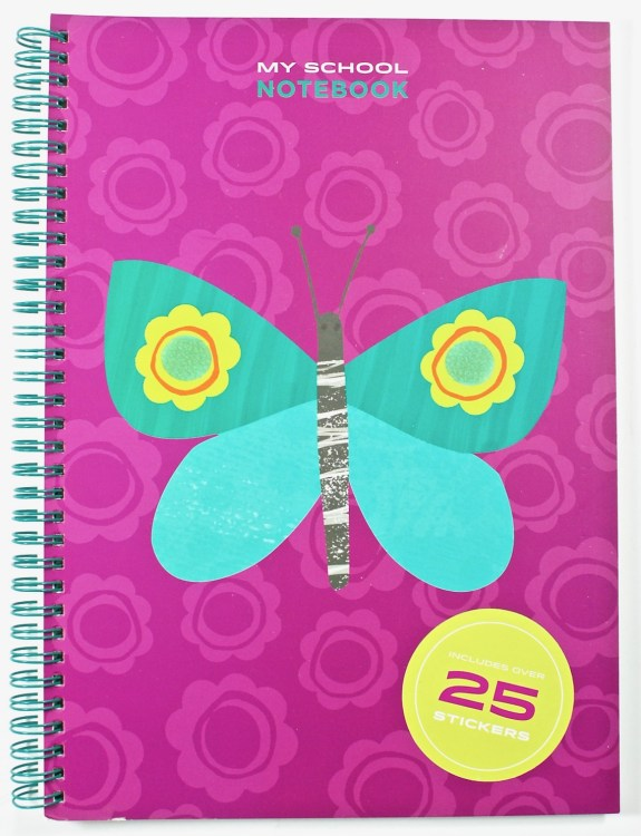 Crocodile Creek notebook