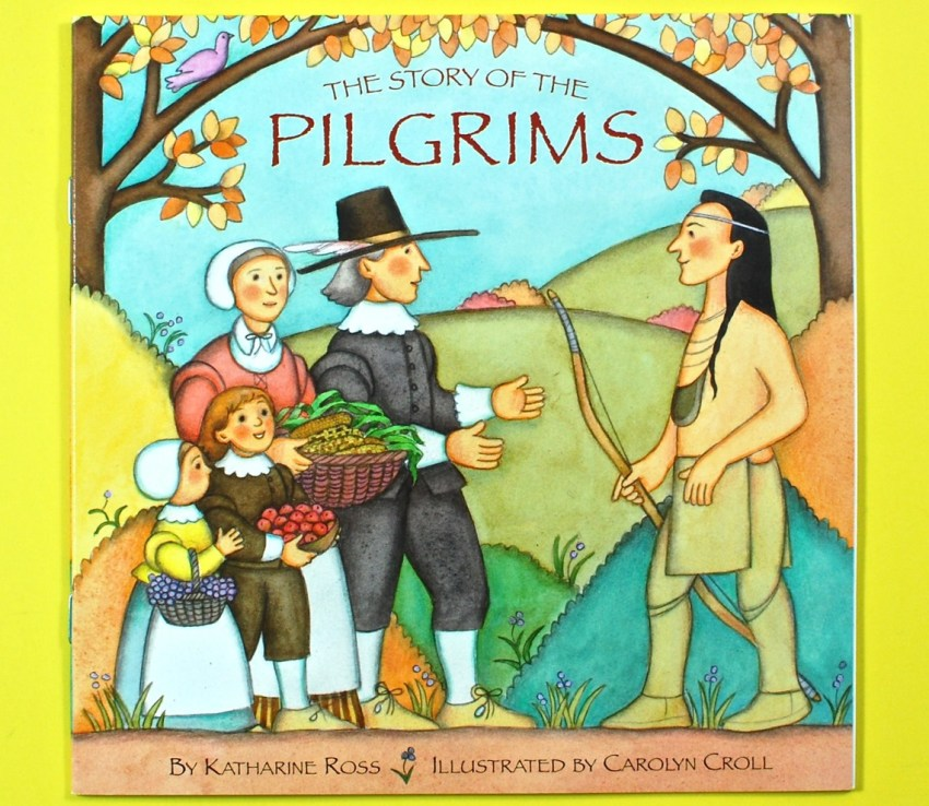 Pilgrims book