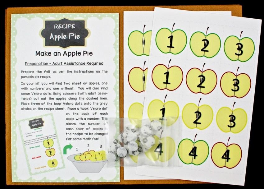 Bramble Box apple pie