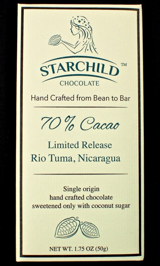 Starchild Chocolate bar