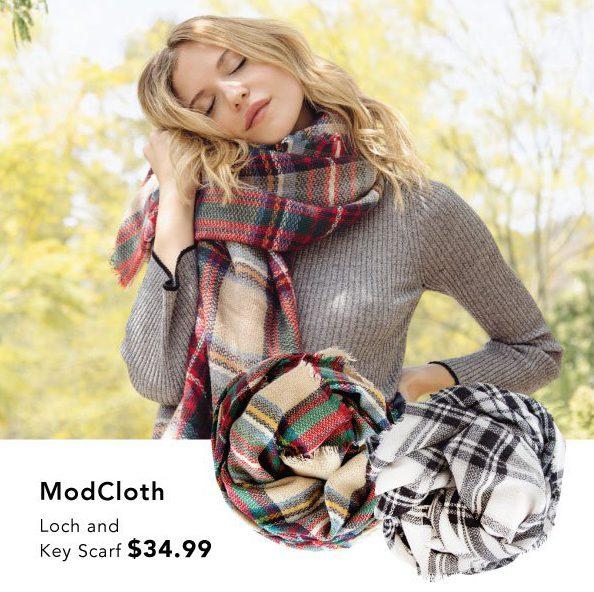 FabFitFun modcloth scarf