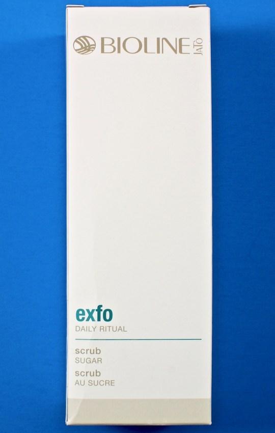 exfo scrub