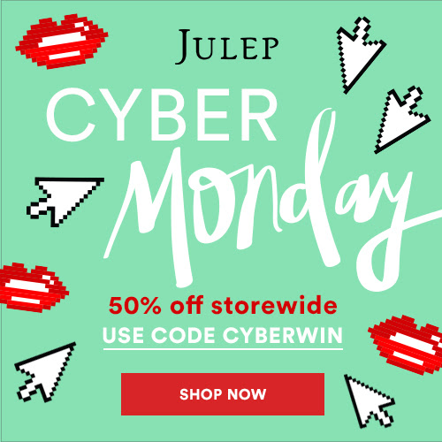 Julep Cyber Monday Sale – 50% Off Sitewide!