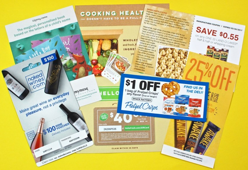 love with food coupons
