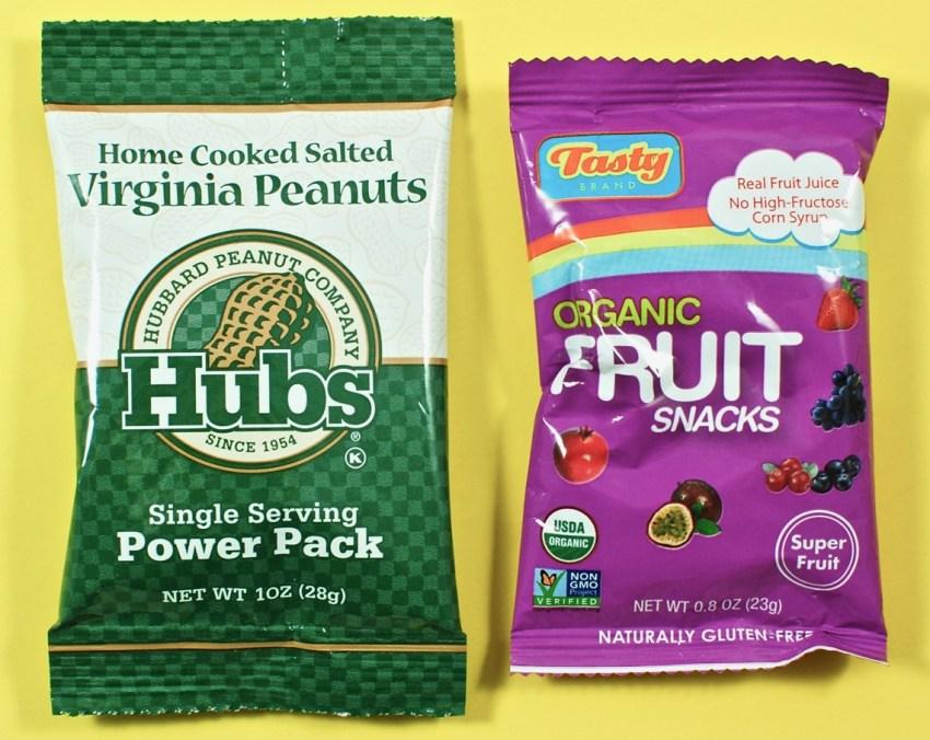 Hubs peanuts