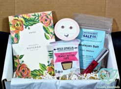 November 2016 Mommy mailbox review