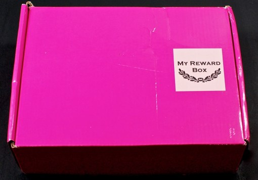 My Reward Box review