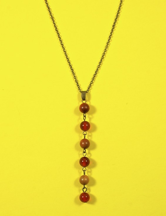 Yogi Surprise gratitude necklace