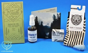 Craftly December 2016 Subscription Box Review & Coupon Code