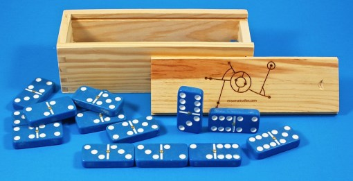ENSOMA dominoes