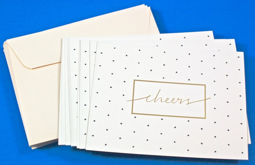 marie mae thank you cards