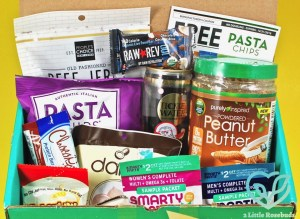 Fit Snack November 2016 Review & Coupon Code