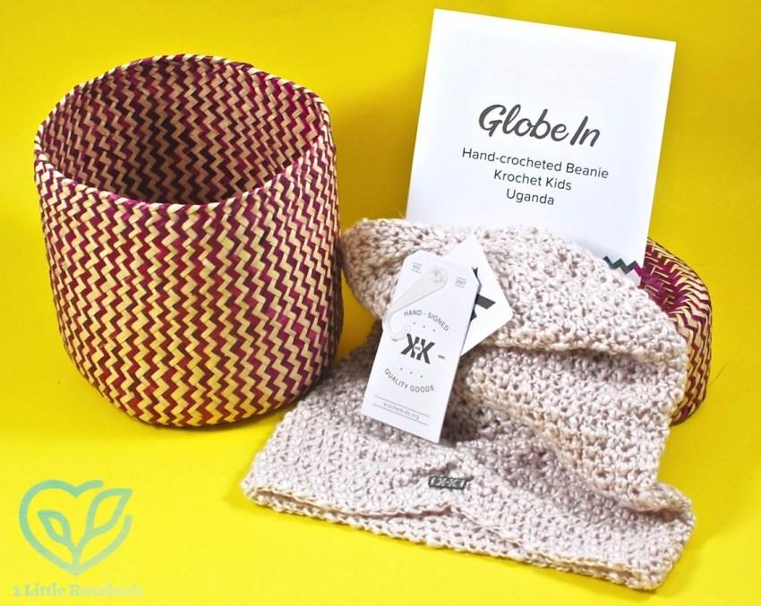 GlobeIn Benefit Basket December 2016 Review & Coupon Code